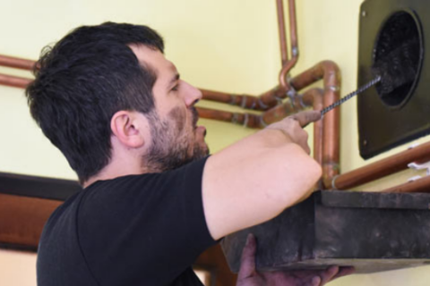 Duct cleaning services in Houston